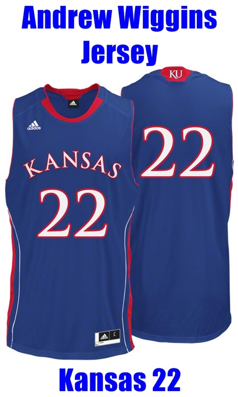 Andrew Wiggins Jersey 22
